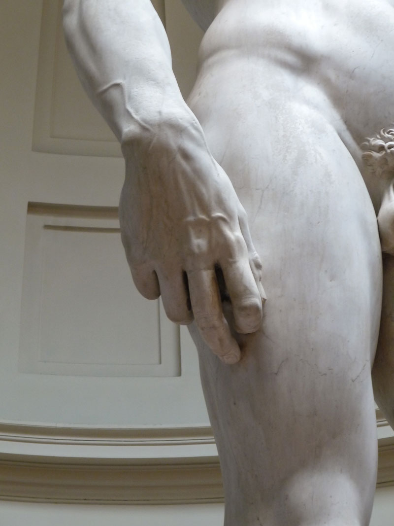 david by michelangelo jbu08 These Ultra Detailed Close Ups Will Give You a Deeper Appreciation for Michelangelos David
