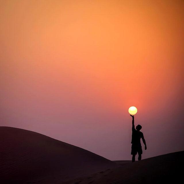 soleil du désert lune par dennis stever 1 Desert, Soleil, Lune par Dennis Stever (8 Photos)