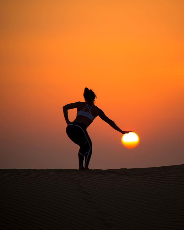 soleil du désert lune par dennis stever 4 Desert, Soleil, Lune par Dennis Stever (8 Photos)