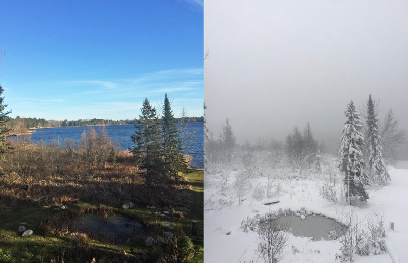 difference two days make in minnesota reddit Picture of the Day: The Difference Two Days Can Make in Minnesota