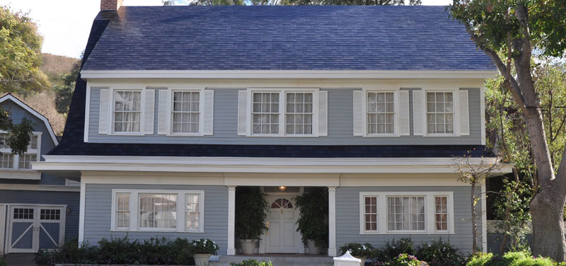 ... roof with solar shingles 4 Elon Musk Wants to Replace Your Roof with
