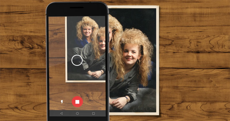 Google's New App Can Digitize Your Old Photos in Seconds