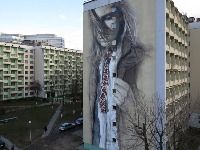 guido van helten street art 5 Colossal Humans by Guido Van Helten (12 Artworks)