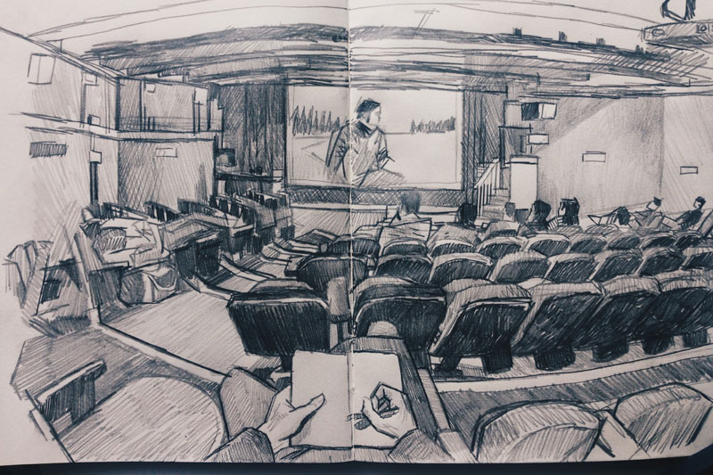 sketches from my point of view by tom lathom sharp 3 Sketches From My Point of View by Tom Sharp