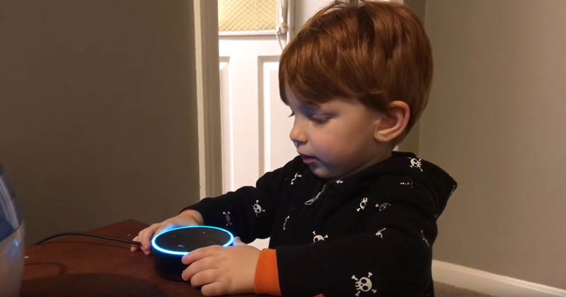 So Alexa Doesn't Understand Kids Very Well
