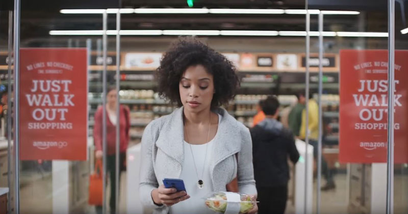 Amazon Is Opening a Grocery Store With No Checkout Lines