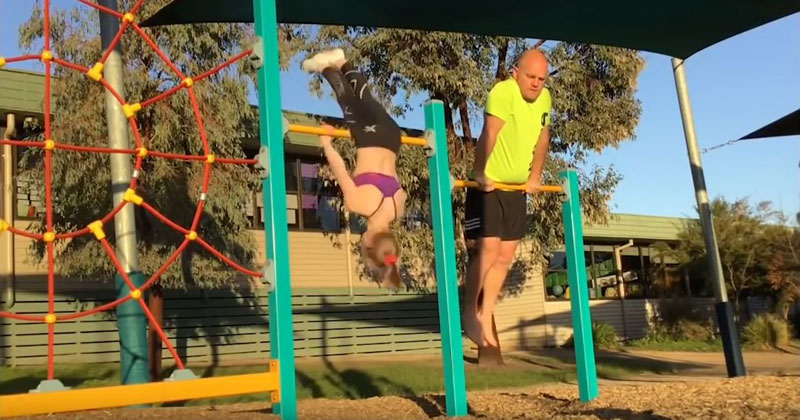 dad-tries-to-copy-his-daughters-gymnastics-moves