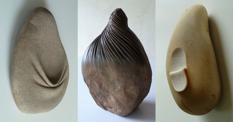 This Artist Folds, Twists and Peels Stone Like It'sPutty