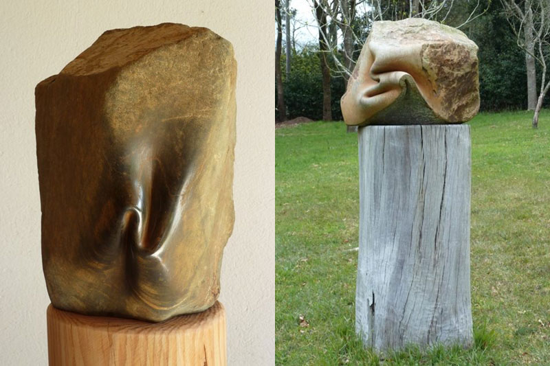 jose manual castro lopez bends peels folds and twists stone 21 This Artist Folds, Twists and Peels Stone Like Its Putty