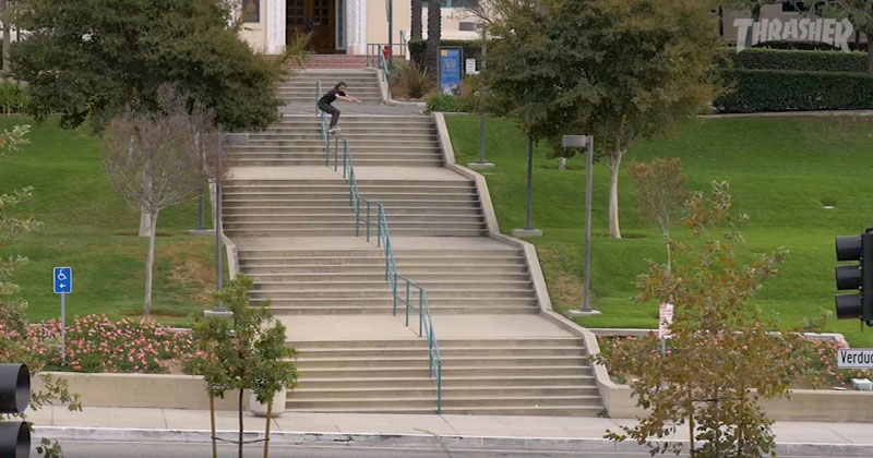 kyle walker just won skater of the year here s 5 minutes of why