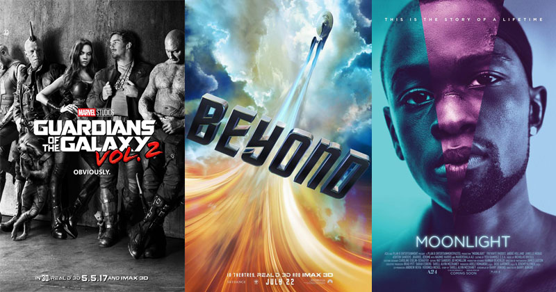 Rotten Tomatoes Best Movie Posters of 2016