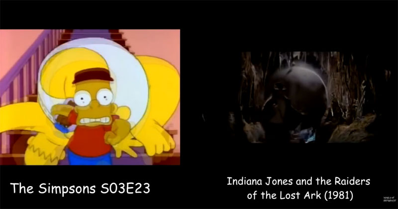 Every Movie Reference in The Simpsons from the First 8 Seasons