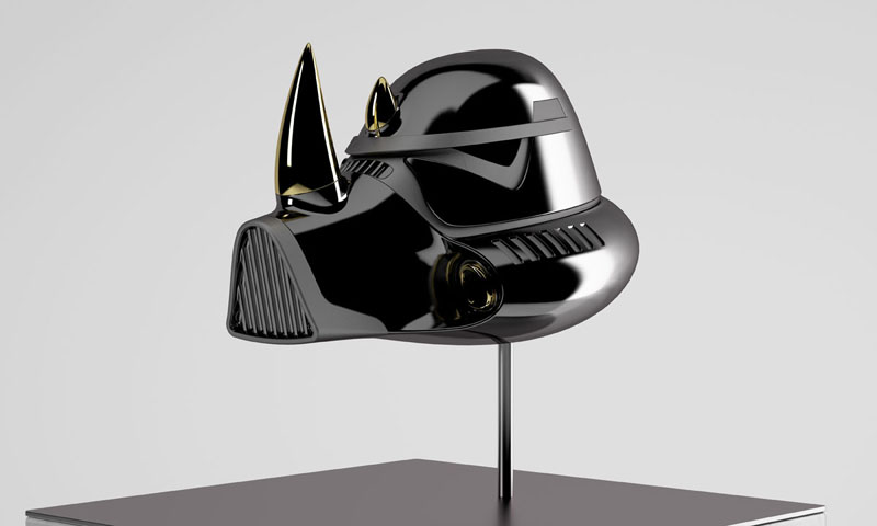 stormtrooper animal helmets by blank william 14 Stormtrooper Animal Helmets by Blank William (16 photos)