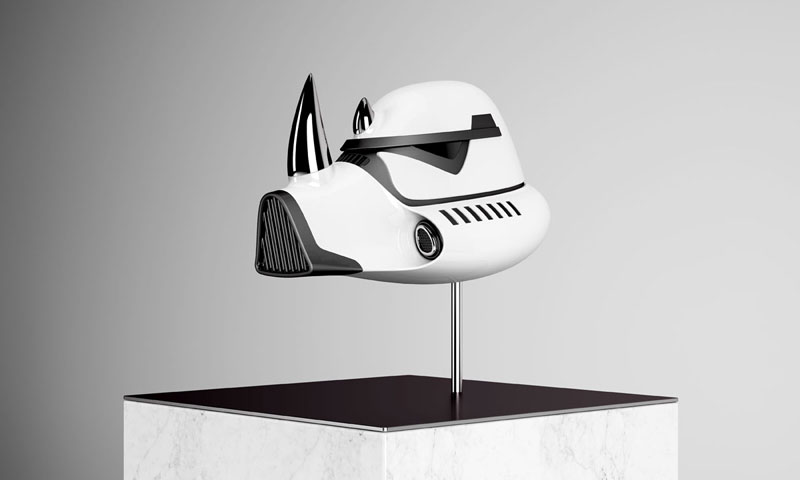stormtrooper animal helmets by blank william 4 Stormtrooper Animal Helmets by Blank William (16 photos)