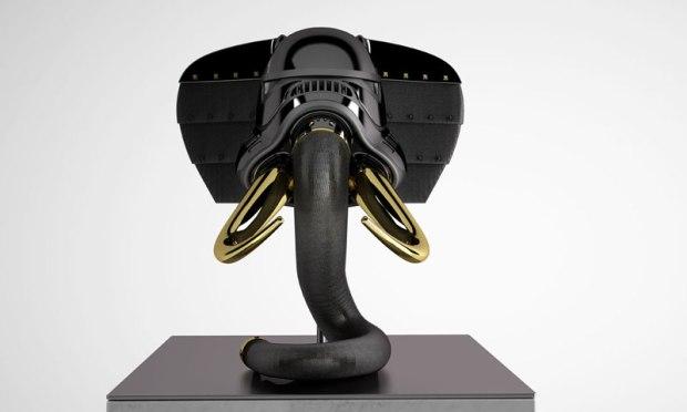 stormtrooper animal helmets by blank william 8 Stormtrooper Animal Helmets by Blank William (16 photos)