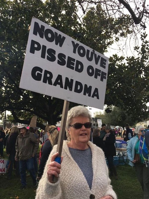 Amazing Signs From Womens Marches Across The Globe TwistedSifter - 23 hilarious signs from people who know how to protest properly