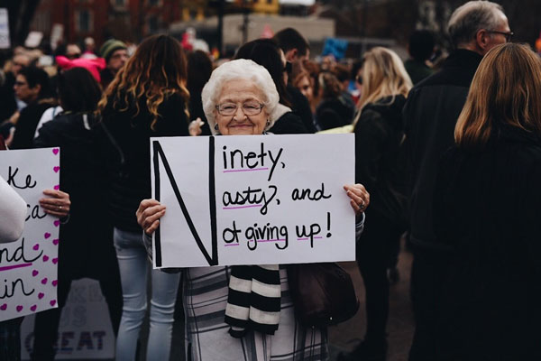 best funny creative signs from womens march 2017 161 50 Amazing Signs from Womens Marches Across the Globe