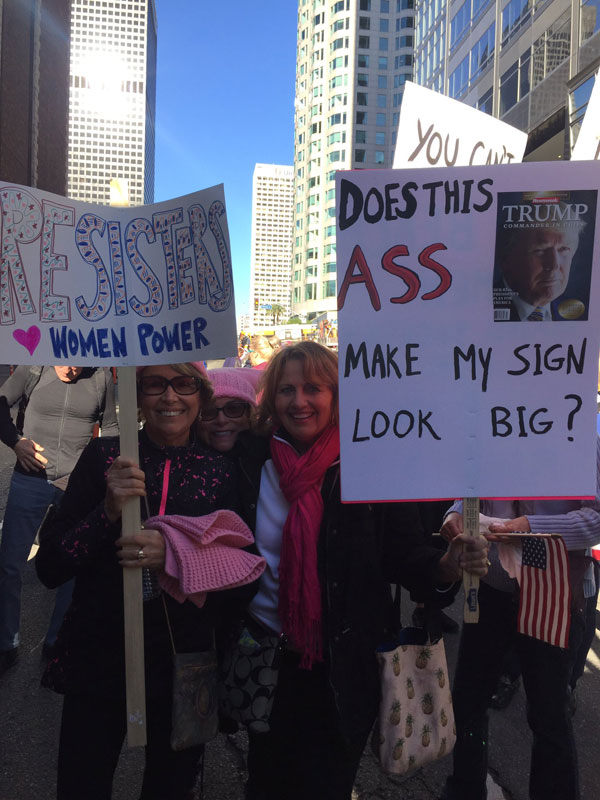best funny creative signs from womens march 2017 19 50 Amazing Signs from Womens Marches Across the Globe