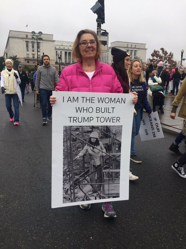 best funny creative signs from womens march 2017 41 50 Amazing Signs from Womens Marches Across the Globe
