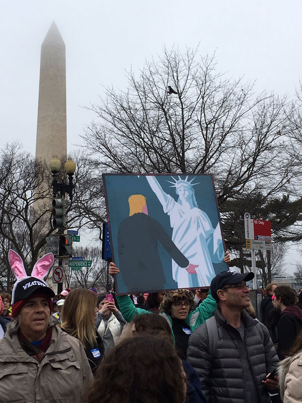 best funny creative signs from womens march 2017 44 50 Amazing Signs from Womens Marches Across the Globe