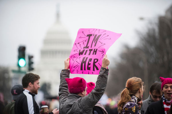 best funny creative signs from womens march 2017 48 50 Amazing Signs from Womens Marches Across the Globe