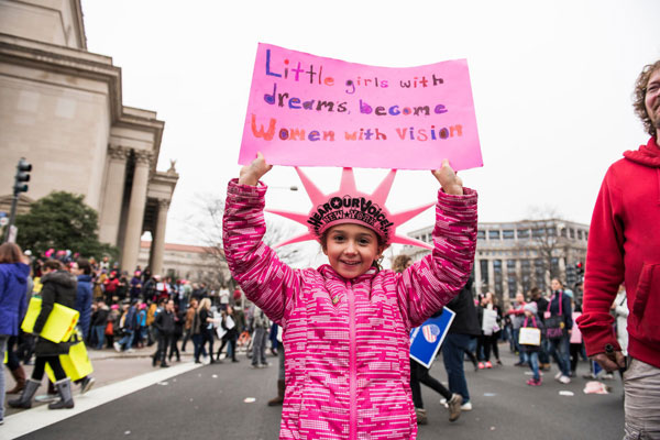 best funny creative signs from womens march 2017 531 50 Amazing Signs from Womens Marches Across the Globe