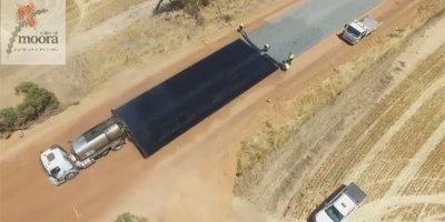 Over 16M People Have Watched a Road Being Paved Efficiently and It's Strangely Satisfying toSee