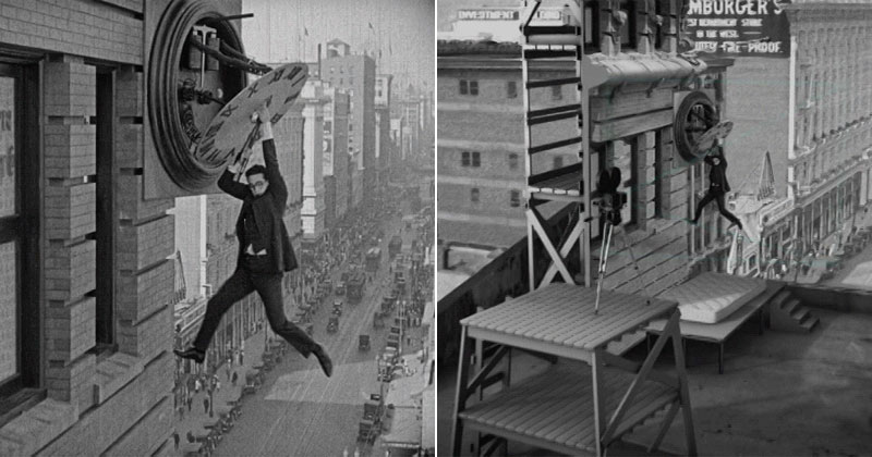 How Movie Effects Were Done in the Silent Film Era — TwistedSifter