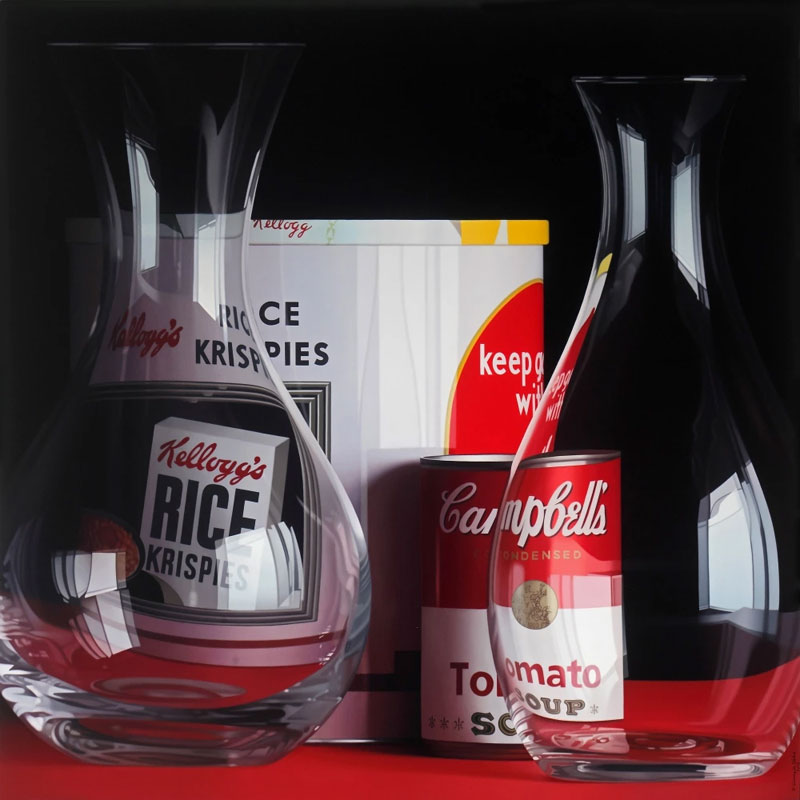 hyperrealistic oil paintings by pedro campos 1 These Look Like Photographs But Theyre Actually Oil Paintings