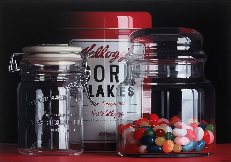 hyperrealistic oil paintings by pedro campos 4 These Look Like Photographs But Theyre Actually Oil Paintings