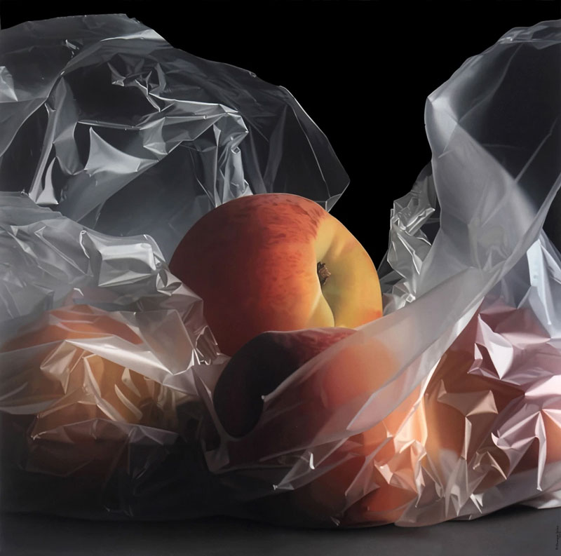 hyperrealistic oil paintings by pedro campos 6 These Look Like Photographs But Theyre Actually Oil Paintings