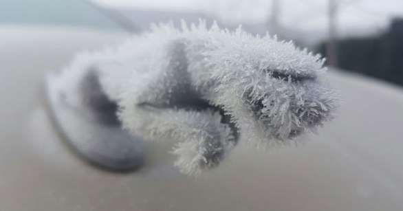 jaguar-hood-ornament-covered-in-ice-cover