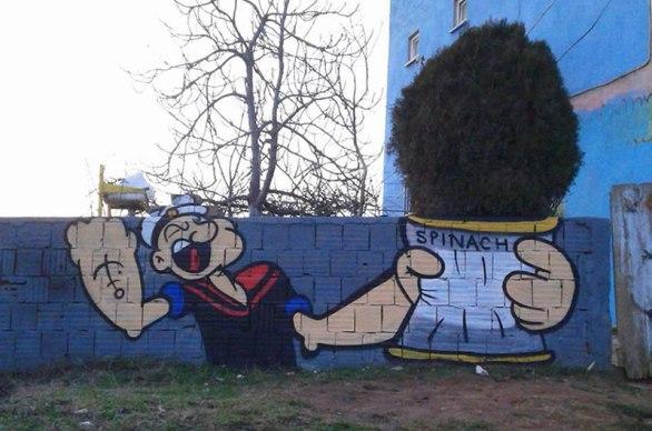 popeye-street-art-spinach-tree-by-semi-ok-istanbul-1