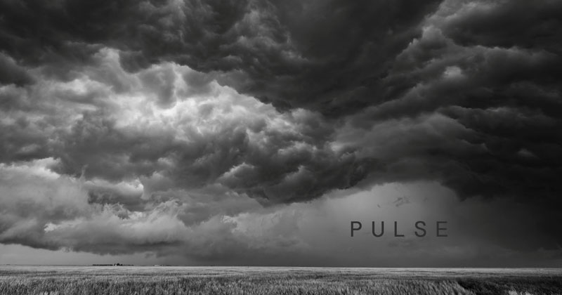 A 4K Tribute to Storms in Haunting Black and White