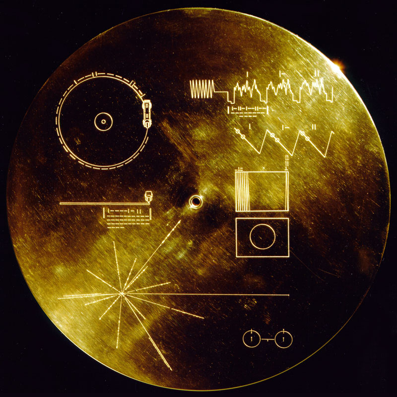 the golden record on voyager 1 In 1977 Jimmy Carter Put This Note on the Voyager Spacecraft