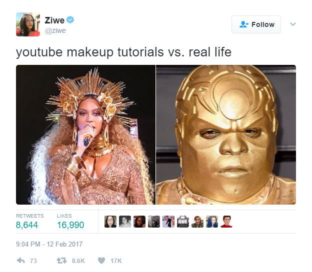 gold ceelo green meme 3 CeeLo Green Wore an All Gold Outfit to the Grammys and the Internet Went to Town