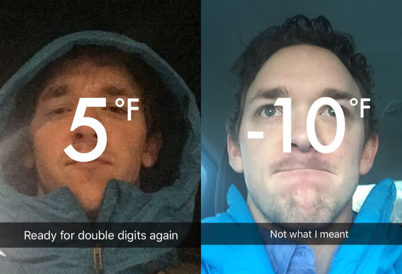 ready for double digit weather again The Shirk Report – Volume 408