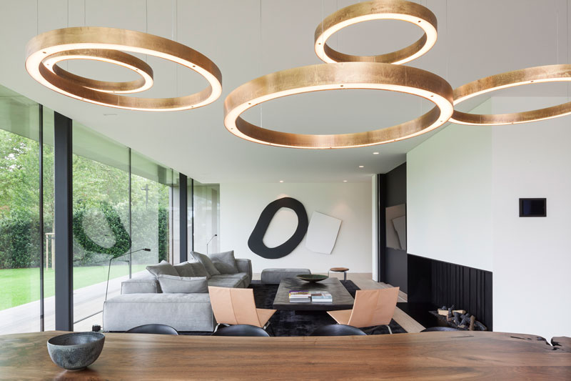 residence vdb by govaert and vanhoutte architects 3 This Guy Built His Dream Bachelor Pad With an Underground Club