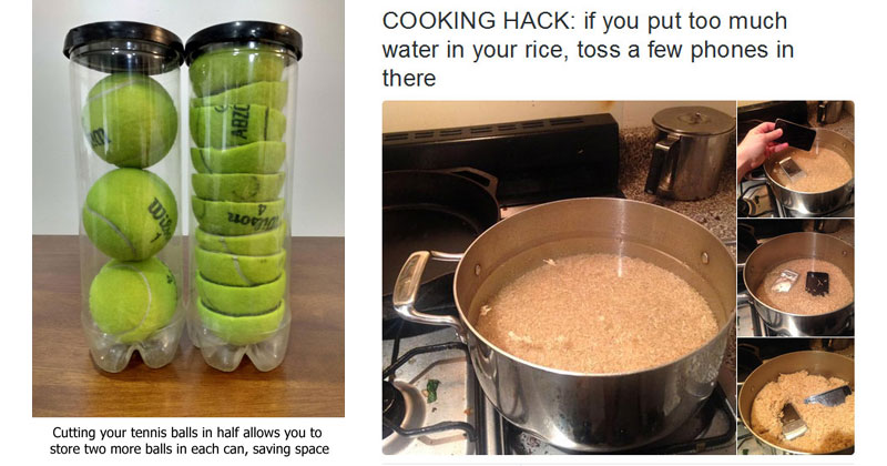 10 Sh*tty Life Pro Tips for People that Hate Life Hacks
