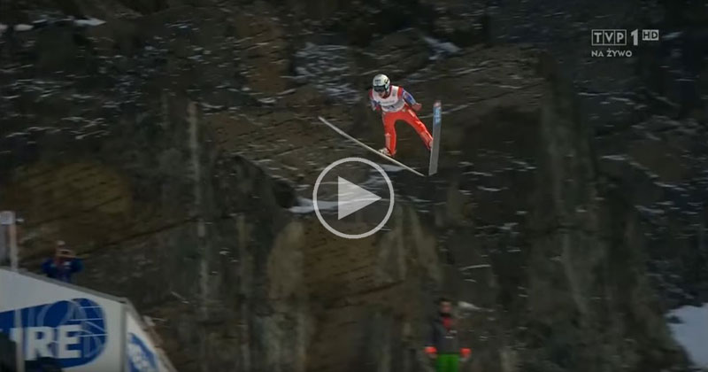 At 251.5 m (825 ft), This Is the Longest Ski Jump Ever