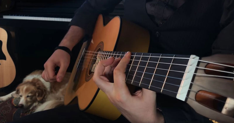 Let This Acoustic Rendition of Careless Whisper Soothe YourSoul
