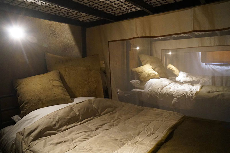 banksy hotel palestine 21 Banksy Opens Art Hotel with Worlds Worst View