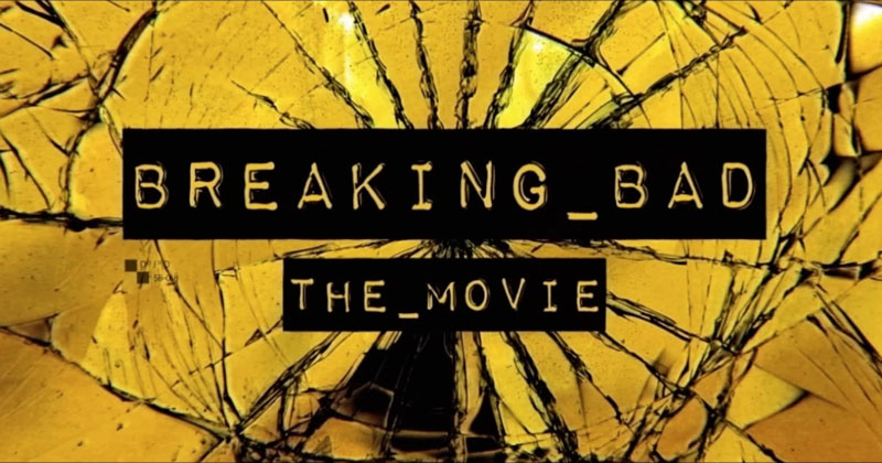 Guy Spends 2 Years Editing Breaking Bad Into a Full Length FeatureFilm