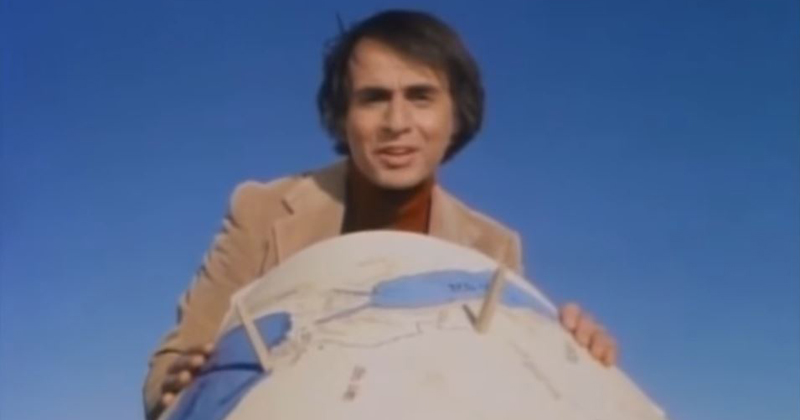 Carl Sagan Explains How Eratosthenes Knew the Earth Was Curved Over 2,200 Years Ago
