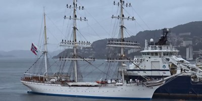 Crew Returns to Port Belting Sea Shanty After 3-Month Journey Across theAtlantic