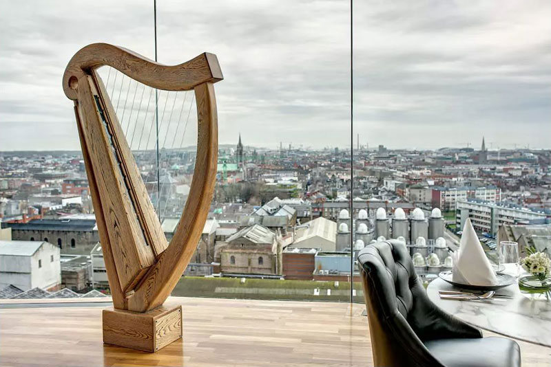 dublin guinness storehouse airbnb 12 The Guinness Storehouse in Dublin is Offering a One Time Overnight Experience Through Airbnb