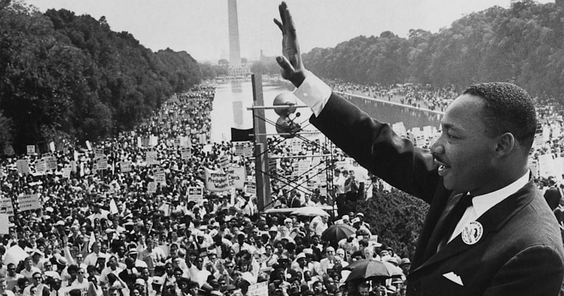 How Martin Luther King Jr Wrote 'I Have A Dream'