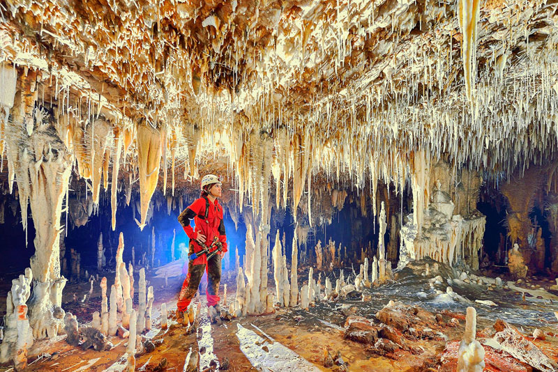 Brazil's Terra Ronca Caves Look Incredible (10 Photos)