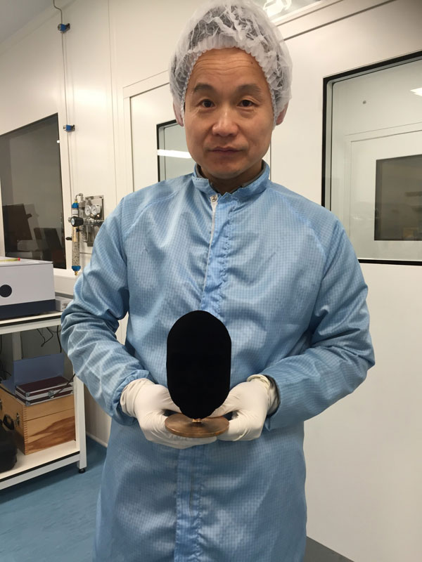 vantablack darkest substance ever made 5 A Visual Guide to Vantablack, the Darkest Substance Ever Made