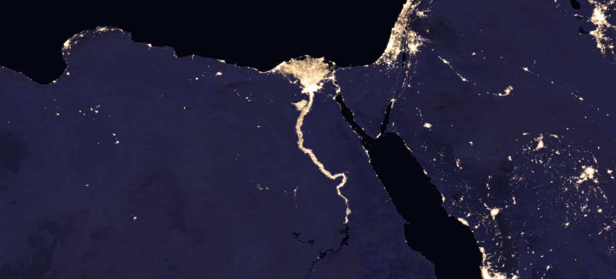 Nasa releases amazing new photos of the world at night twistedsifter 2016 nile nasa releases amazing new photos of the world at night gumiabroncs Choice Image